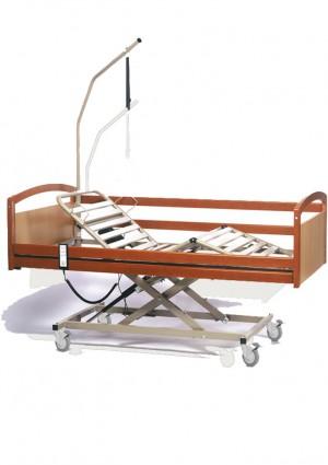 lit-medicalise-electrique-hauteur-variable-3-sections-